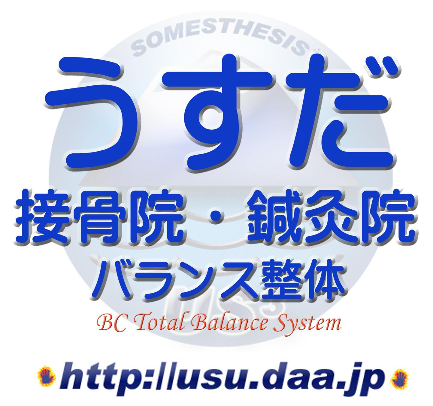BCトータルバランスシステムで苦痛のない快適な生活を!!