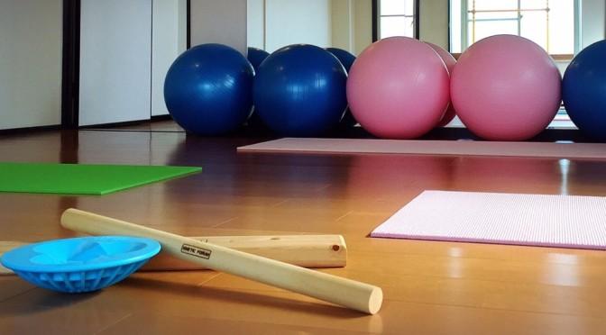 【一部変更】バランス体操教室について